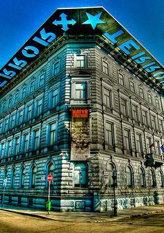 Terror Háza - House of Terror Museum - Budapest, Hungary
