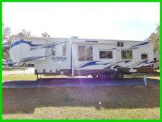 2011 Heartland Road Warrior 361FW Fifth Wheel Toy Hauler RV Generator Slides | eBay dreaming