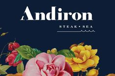 Andiron Steak & Sea, located at Downtown Summerlin, is seeking energetic, determined and seasoned individuals for front and back-of-house hourly positions.
