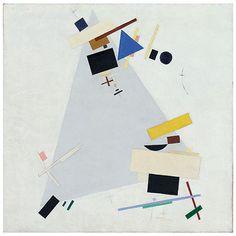Malevich: Dynamic Suprematism (custom print)