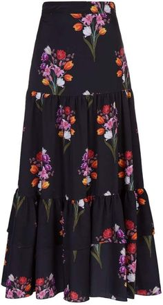 Borgo De Nor Emme Floral Skirt # Outfits falda Harrods, designer clothing, luxury gifts and fashion accessories Floral Skirt Outfits, Floral Skirts, Luxury Girl, Harrods, Cute Skirts, Stripe Skirt, Ladies Dress Design, African Fashion, Fashion Accessories