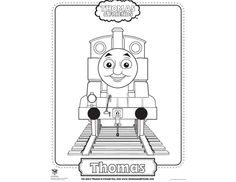 Activities for Kids - Coloring Pages & Puzzles | Thomas & Friends