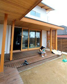 上新庄の家 | haws style blog | 福井の建築設計事務所 haws style::ハウズスタイル Space, Outdoor Decor, Projects, Home Decor, Floor Space, Log Projects, Blue Prints, Decoration Home, Room Decor