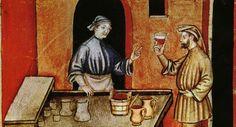 El abastecimiento de vino en la baja Edad Media. Mondoñedo ciudad medieval, fuentes para su estudio.              ISSN 2530-3996: