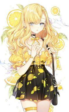 anime mujer H.) We Heart It - anime Manga Anime Girl, Cool Anime Girl, Pretty Anime Girl, Anime Girl Drawings, Beautiful Anime Girl, Kawaii Anime Girl, Anime Girls, Art Drawings, Cute Manga Girl