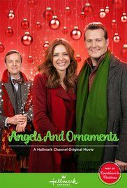 Angels and Ornaments Poster