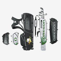 289cf5a58e Nike HyperAdapt SMU Carry Oregon Golf Bag BG0423-030