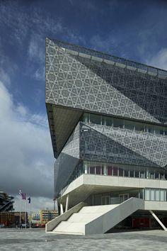 Stadshuis Nieuwegein - Architects: 3XN  Address: Nieuwegein, The Netherlands