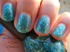 Nicole by OPI Nicole...Spotted