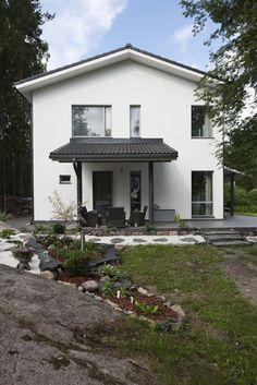 Vaalea kivitalo, lisää ideoita www.lammi-kivitalot.fi