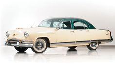 1953 Kaiser Dragon - That has to be the coolest name for a car model I've ever heard