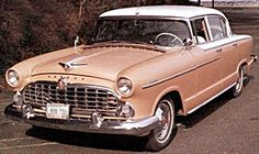 1950s Cars - Hudson Maintenance/restoration of old/vintage vehicles: the material for new cogs/casters/gears/pads could be cast polyamide which I (Cast polyamide) can produce. My contact: tatjana.alic@windowslive.com