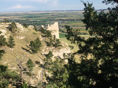 6. Saddle Rock Trail, Scotts Bluff National Monument