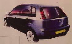 2002 Ford Fiesta rendering: auto&design