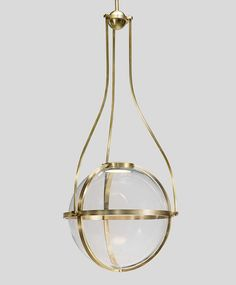 Kensington light fixture from The Urban Electric Co.