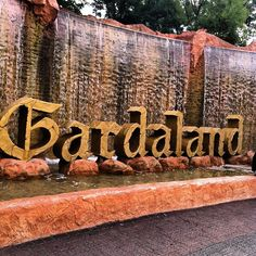 Gardaland is an amusement park not to be missed. Situated near Peschiera, the park is over 100 acres and is a great day out for all the family