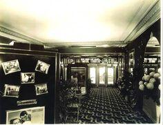 grand theater interior - steubenville ohio