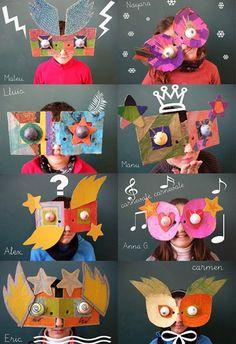 Ideias fáceis de concretizar para o Carnaval dos nossos miúdos - Barriga Mendinha