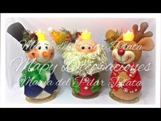 Faroles navideños 1 parte , Christmas lanterns 1 part - YouTube