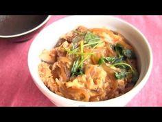 ▶ How to Make Katsudon (Recipe) カツ丼の作り方 (レシピ) - YouTube