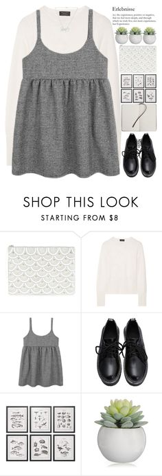 """""""GOOD MORNING, POLYVORE ♡ ♡ ♡"""" by alienbabs ❤ liked on Polyvore featuring moda, rag & bone, Uttermost, clean, organized y shein"""