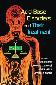 Acid-Base Disorders and Their Treatment Pdf Download e-Book