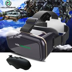 Find More 3D Glasses/ Virtual Reality Glasses Information about HOLDREAMS H1 Immersive 3D VR…