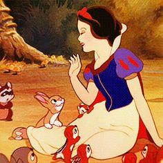 Snow White and the Seven Dwarfs (Walt Disney, 1937)