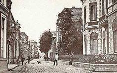 Villa Salemons Grootestraat Zuid. Later was hier het postkantoor in gevestigd.