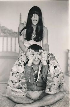 """Cher on Twitter: """"Read by Beau Bridges, Richard Thomas… """" Famous Couples, Hot Couples, Celebrity Couples, Cher Concert, Cher Photos, Richard Thomas, I Got You Babe, Cher Bono, Young Celebrities"""