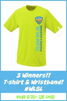 WLSL tshirt giveaway