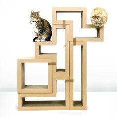 modern cat tree furniture. best cat tree without carpet ideas modern furniture