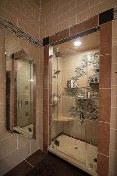 Contemporary Showers true frameless shower enclosures - contemporary - showers - new