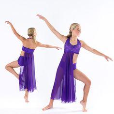Ballet, Contemporary & Lyrical Dance Costumes : Harmony