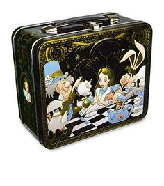 Alice In Wonderland Tea Party Lunch Box