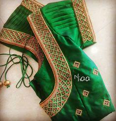 saree blouse designs,saree blouse designs back,saree blouse designs la… Cutwork Blouse Designs, Wedding Saree Blouse Designs, Best Blouse Designs, Simple Blouse Designs, Blouse Neck Designs, Simple Designs, Sari Design, Salwar Designs, Sari Blouse