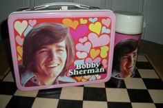 Bobby Sherman, $199.99 | 31 Lunch Boxes From The 1970s That Are Worth A Lot Of Money