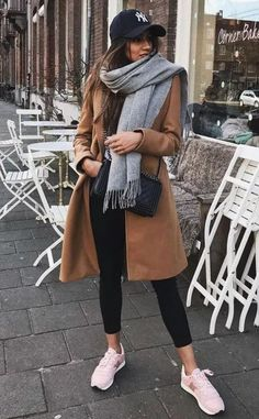 Classy Winter Outfits, Winter Fashion Outfits, Trendy Fashion, Fall Outfits, Autumn Fashion, Casual Outfits, Fashion 2020, Outfit Winter, Cold Winter Fashion