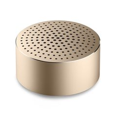 Xiaomi Portable Wireless Bluetooth Speaker Mini Stereo Speaker with MIC Gold. Specification:Bluetooth version: range: 5 mRated power: 2 db Nominal impedance: of battery: built in rechargeable lithium battery (replaceable)Battery life: 4 hours Net weight: Best Portable Bluetooth Speaker, Bluetooth Speakers, Smartwatch, Iphone 7 Plus, Iphone 6, Music Speakers, Smartphone, Usb, Audio Player
