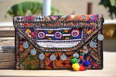 INDIAN BAG BANJARA Bag Ethnic Bag. por MISIGABRIELLA en Etsy