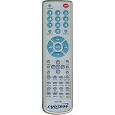 Dynatron MR190 Pre-programmed Miracle Remote control for Panasonic TVs by Dynatron. $13.22. No programming or codes requiredWorks with all Panasonic model TV's after 1988Works all the same features ar your original TV remote including full menu functions and brand specific keys and functionsNever looses it's settingsErgonomically designed - most utilized buttons at top of remote. Save 67%!