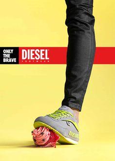Diesel Footwear: Cupcake