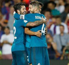 ElClasico Barcelona 1_3 Real Madrid Ramos Isco Asensio
