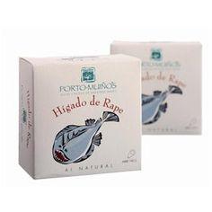 Hígado de rape 110 g De textura y sabor suaves, es el auténtico foie del mar. En Japón es considerado un manjar sobresaliente. http://www.selectosfragola.com/product/696/0/0/1/Higado-de-rape-110-g.htm
