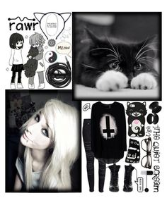 """""""#345"""" by hiddenshadowxd ❤ liked on Polyvore"""