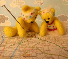 'Bearmingham?' Teddy Bears, Toys, Animals, Activity Toys, Animales, Animaux, Clearance Toys, Animal, Gaming