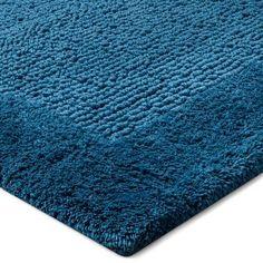 Ultra Soft Bath Rug - Green Turquoise - Threshold
