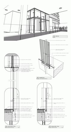 e.	Technical Drawing Detail JC36 / IAD (DETAILS)-Construction Drawing