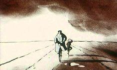 Father And Daughter - 2000 Academy Award for Animated Short Film  Dit is misschien wel de mooiste korte animatiefilm die ooit is gemaakt. Verdere uitleg is overbodig maar we doen het toch.