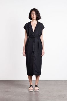 Image of Markoo Maryam Silk Dress Mode Style, Style Me, Hair Style, Look Fashion, Womens Fashion, Fashion Design, Fashion Trends, Moda Casual, Street Style